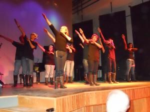 COA Dancers